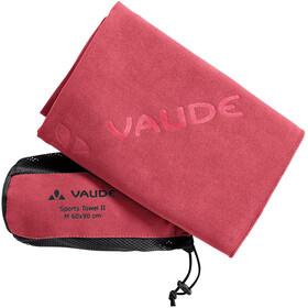 VAUDE Sports II Towel M, flame